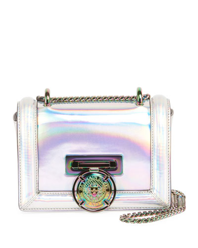 Baby Box Mirrored Shoulder Bag