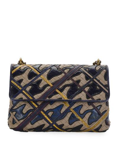 Ayers Wave Olimpia Shoulder Bag