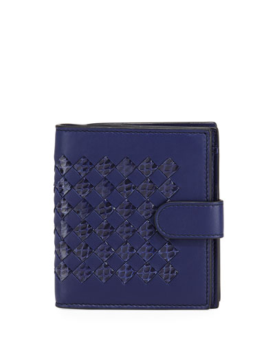 Ayers Tab Bi-Fold Wallet