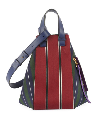 Hammock Stripes Medium Satchel Bag
