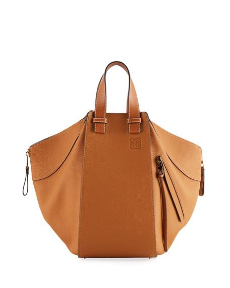 Hammock Medium Leather Bag