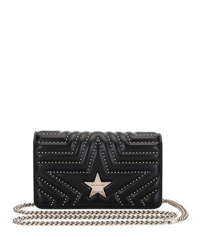 Stella Star Alter Napa Small Shoulder Bag