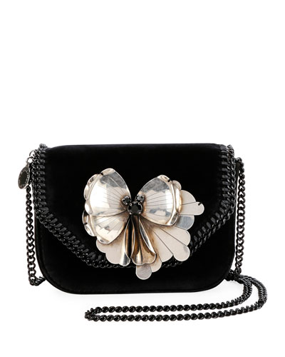 Mini Falabella Butterfly Box Shoulder Bag