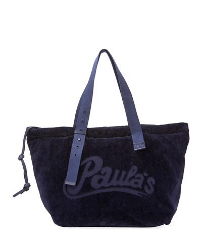 x Paula's Ibiza Large Tote Bag