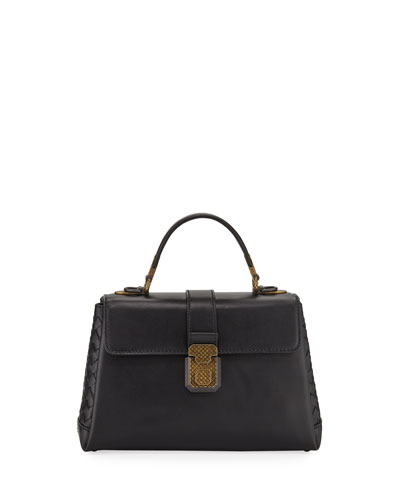 Piazza Small Top-Handle Bag