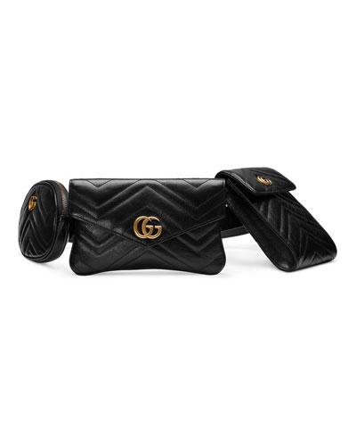 GG Marmont 2.0 Multi Belt Bag