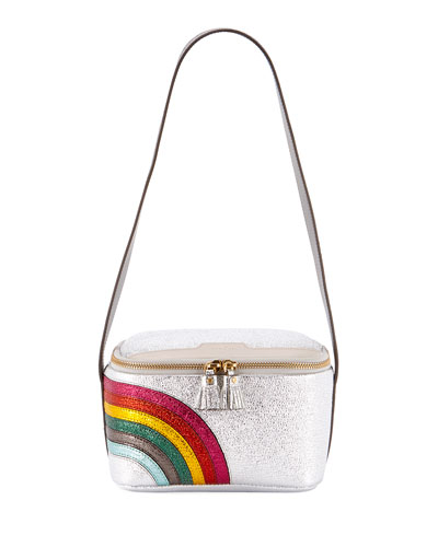 Lunch Box Rainbow Shoulder Bag