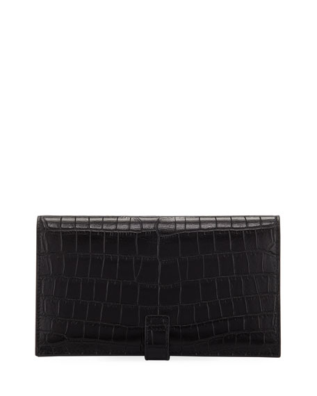 Sac De Jour Supple Thin Flap Wallet