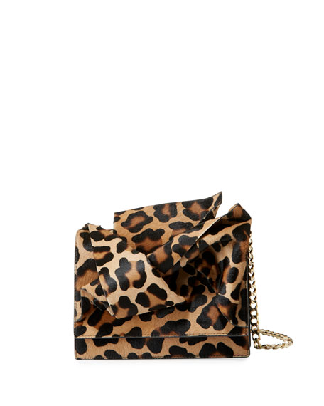 Small Leopard-Print Shoulder Bag