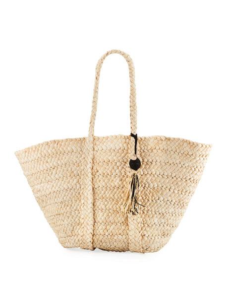 93a537a1c5 Seafolly Carried Away Beach Basket Tote Bag