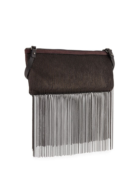Monili Waterfall Crossbody Bag