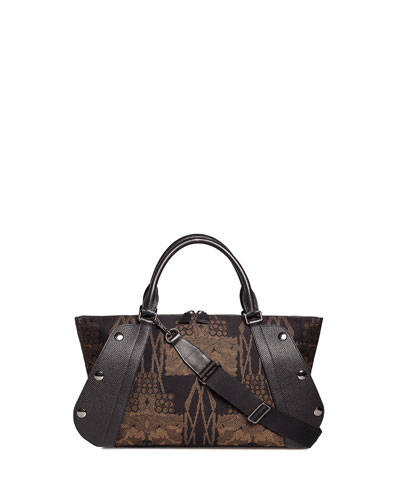 Aimee Small Fruits of Vienne Satchel Bag