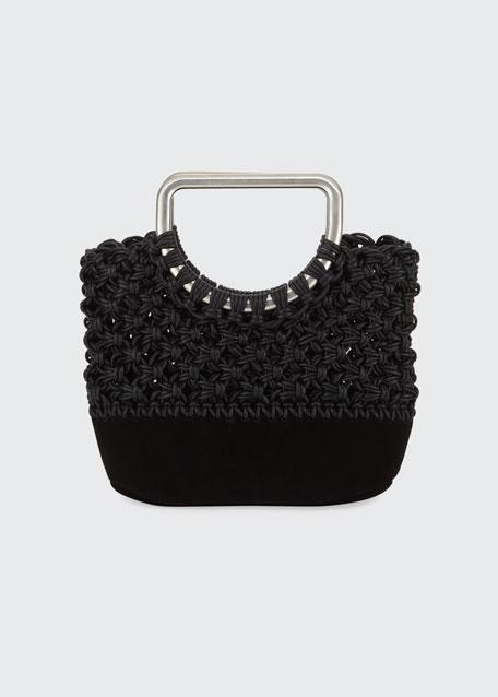 Small Market Macramé Bag