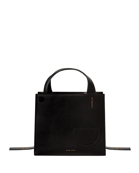 Danse Lente Margo Leather Tote Bag