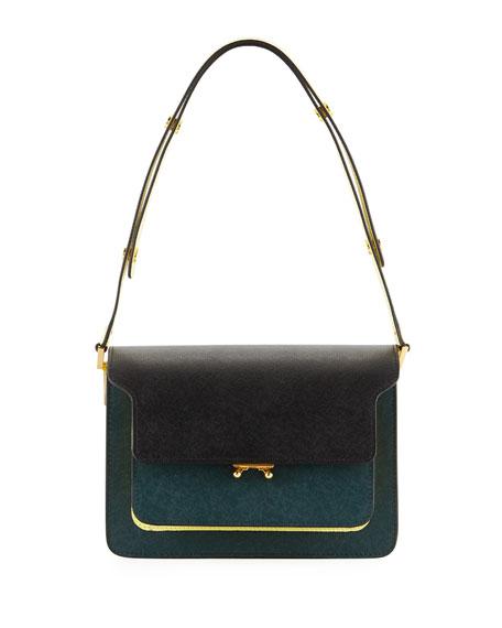 Marni Colorblock Trunk Shoulder Bag c101533e7fe65