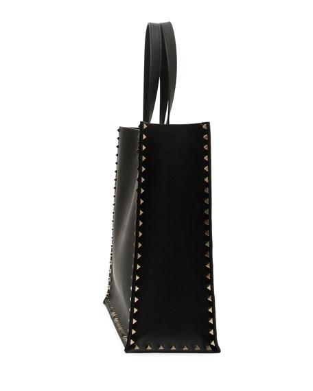 def2016d905e Valentino Garavani Rockstud Leather Tote Bag