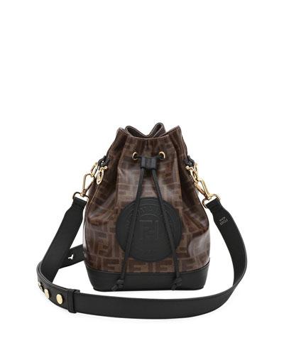 Fabric 1974 Mon Tresor Bucket Bag