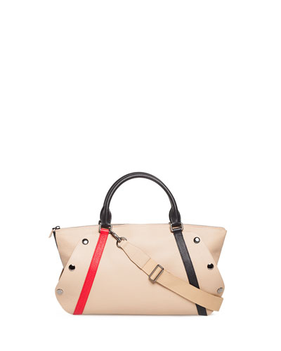 Aimee Small Linia Treatment Satchel Bag