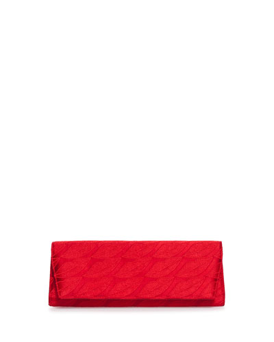 Anouk Small Lips Clutch Bag