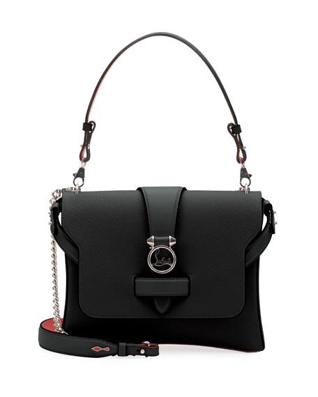 c778deb511d7 Christian Louboutin Ruby Lou Medium Calf Empire Shoulder Bag