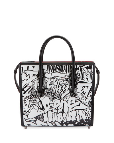 Paloma Medium Paris Wall Nicograf Tote Bag