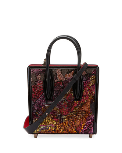 Paloma Small Strass Tote Bag