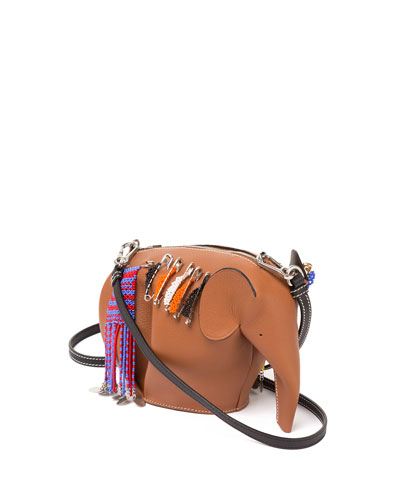 Elephant Mini Knot On My Planet Crossbody Bag