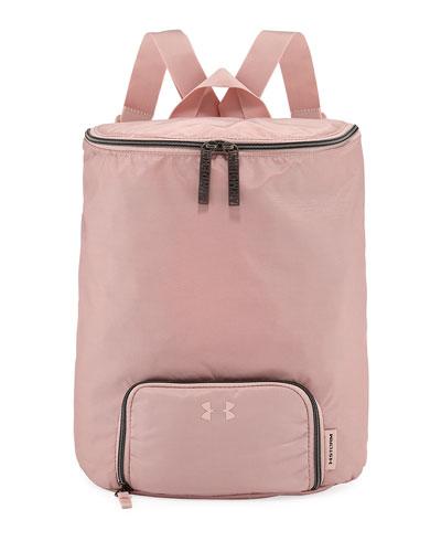 Midi Zip-Top Water-Resistant Backpack