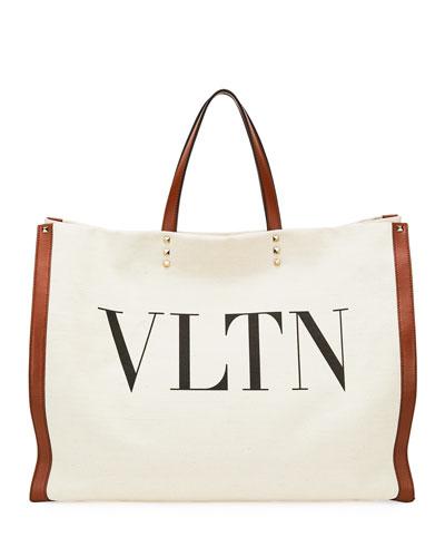 VLTN Grande Plage Tote Bag