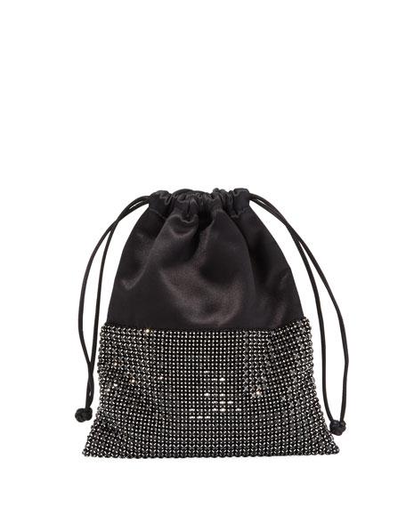 Ryan Mini Crystal Bucket Bag