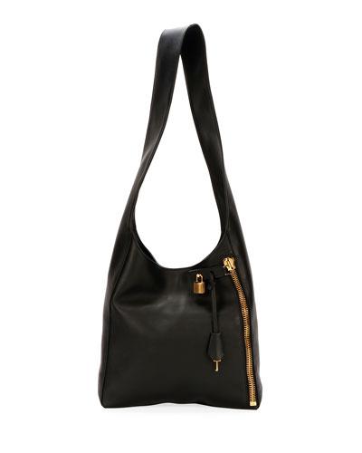 Alix Smooth Hobo Bag