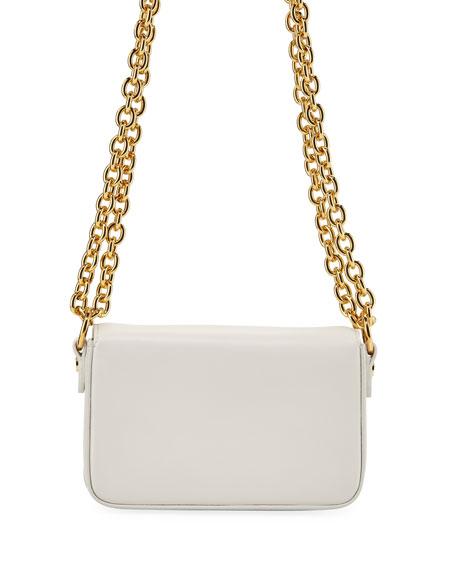 Natalia Smooth Shoulder Bag