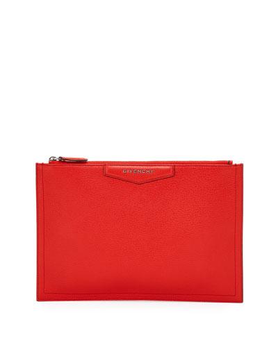Antigonia Medium Pouch Clutch Bag