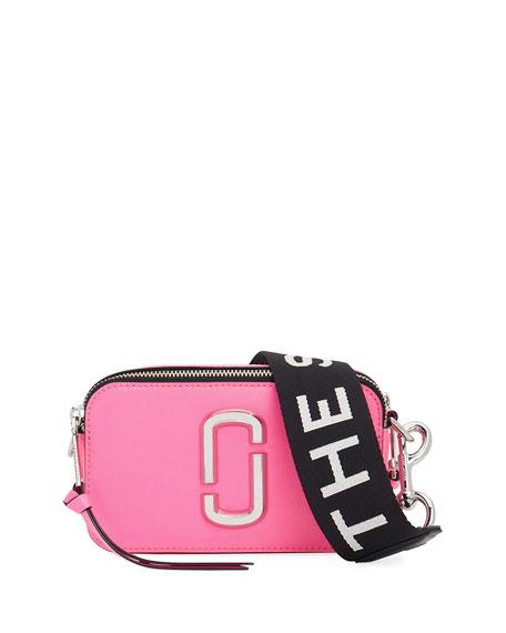 a2cd71ce9092 Marc Jacobs Snapshot Fluoro Crossbody Bag