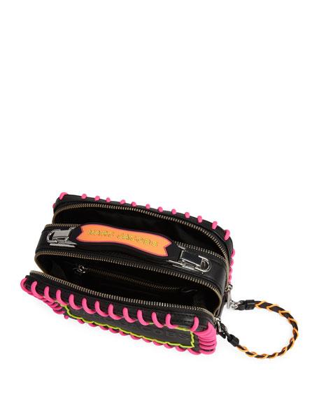 The Box 20 Leather Shoulder Bag