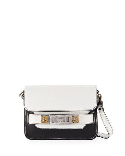 PS11 Classic Mixed Mini Crossbody Bag