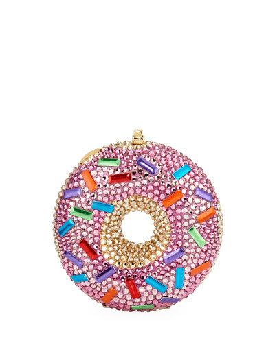 Strawberry Donut Pill Box