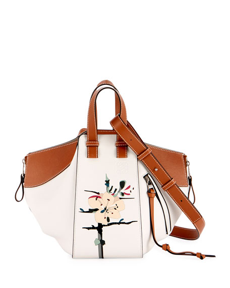 Hammock Small Botanical Satchel Bag