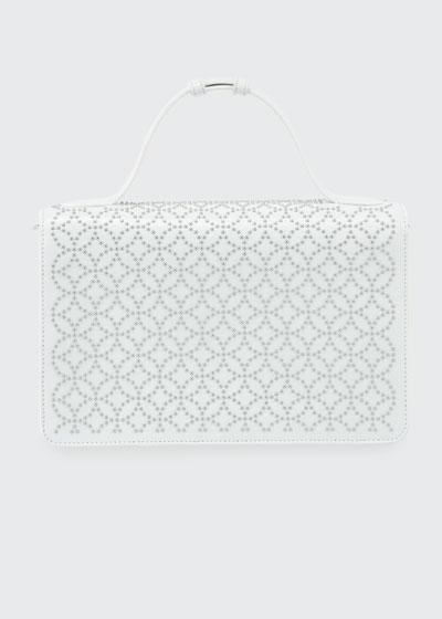 Franca Medium Arabesque Crossbody Bag
