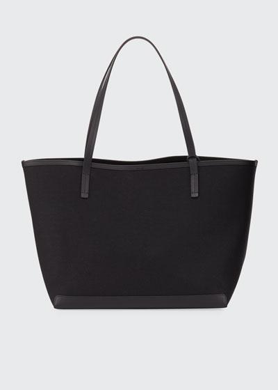 Park Linen Shoulder Tote Bag
