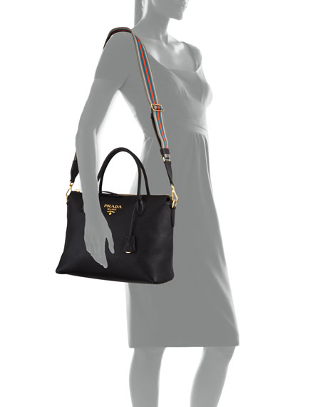 Daino Tote With Top Zip