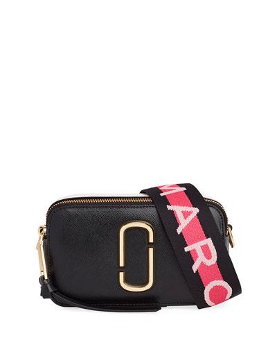 Snapshot Colorblock Crossbody Bag