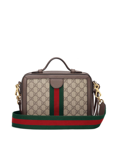 155803921382 Gucci Ophidia Small GG Supreme Shoulder Bag