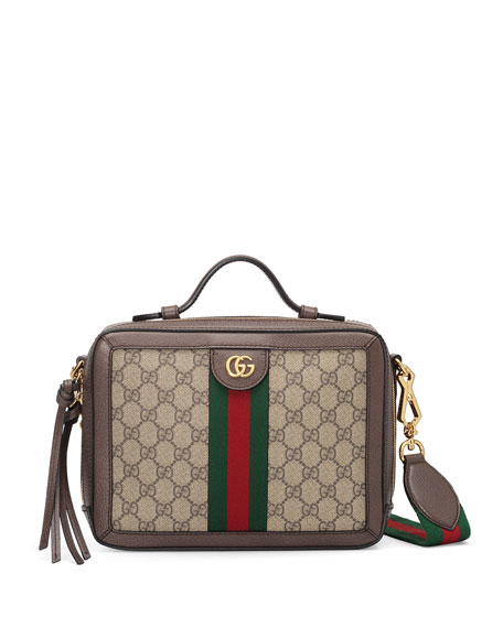3189fde7aaa Gucci Ophidia Small GG Supreme Shoulder Bag