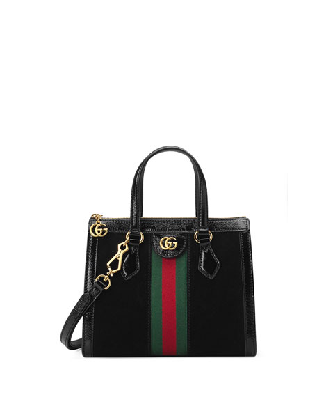 Gucci Ophidia Small Suede Tote Bag 071f9c2ae1