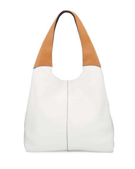 Hayward GRAND TWO-TONE SHOPPER SHOULDER BAG