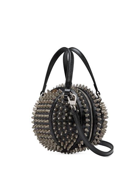 Tifosa Mini Studded Bowling Shoulder Bag