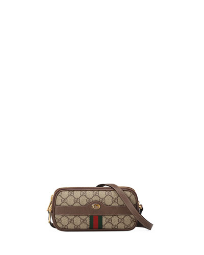 Ophidia Mini GG Supreme Crossbody Bag