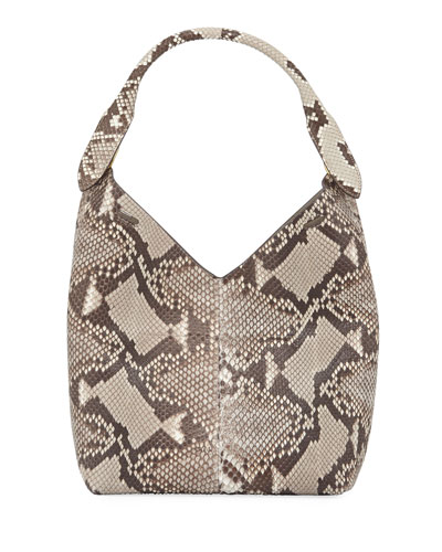 57cc8574e177 Small Python Build A Bag Quick Look. Anya Hindmarch