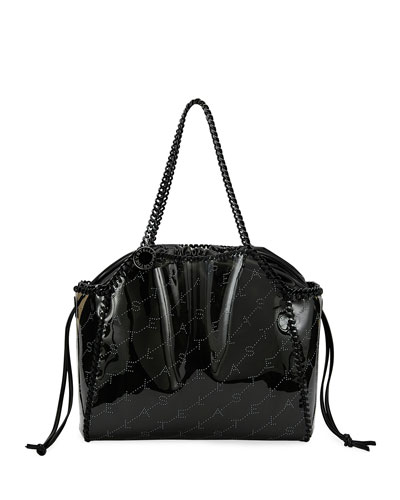 Falabella Medium Reversible Clear Tote Bag